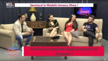 Madalin Ionescu Show – Tavi Clonda, Oana Roman, Cristina Siscanu